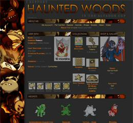 Haunted Woods (2)