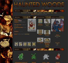 Haunted Woods (2)