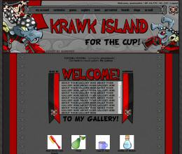 Team Krawk Island