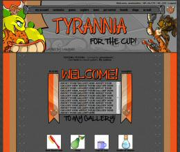 Team Tyrannia