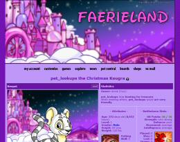 Faerieland By Night