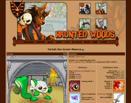 Team Haunted Woods 2