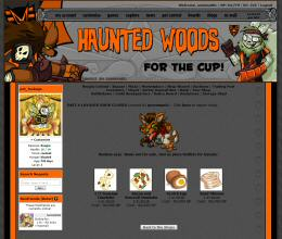 Team Haunted Woods