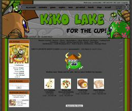 Team Kiko Lake