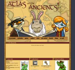 Atlas of the Ancients