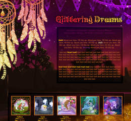 Glittering Dreams