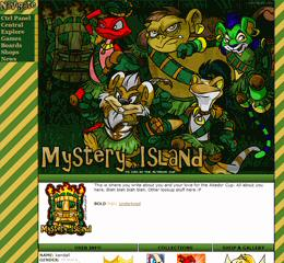 Mystery Island