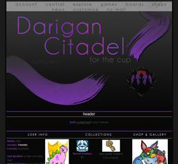 Darigan Citadel - Smooth