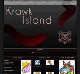 Booooo Krawk Island