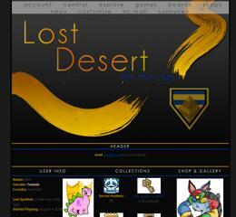 Lost Desert - Smooth